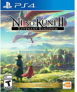 Ni no Kuni II: Revenant Kingdom (PS4) - Pre-owned