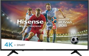 Hisense 49H6E 49-inch 4K HDR Smart LED TV