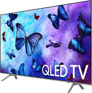 Samsung QN65Q6FN 65-inch 4K HDR Smart QLED TV (Refurbished)