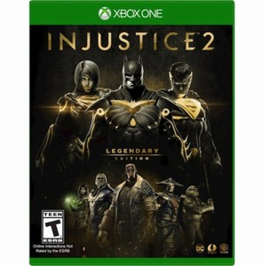 Injustice 2 Legendary Edition (Xbox One Download) - Gold Required