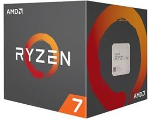 AMD Ryzen 7 2700 8-Core 3.2GHz Socket AM4 Desktop Processor
