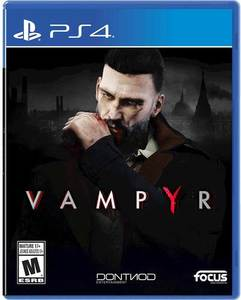 Vampyr (PS4 Download) - PS Plus Required