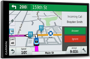 Garmin DriveSmart 61 NA LMT-S GPS (Refurbished)
