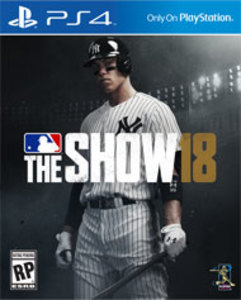 MLB The Show 18 (PS4) - Pre-owned