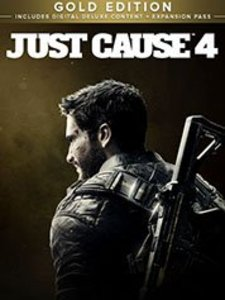 Just Cause 4 Gold Edition (PC Download)
