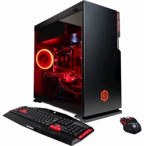 CyberPowerPC Gamer Ultra VR Desktop AMD Ryzen 7 2700X, GeForce GTX 1060, 8GB RAM, 1TB HDD