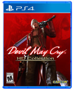 Devil May Cry HD Collection (PS4 Download) - PS Plus Required