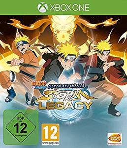 Naruto Shippuden: Ultimate Ninja Storm Legacy (Xbox One Download)