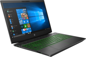 HP Pavilion Gaming 15-cx0071nr, Core i7-8750H, GeForce GTX 1050, 12GB RAM, 128GB SSD + 1TB HDD