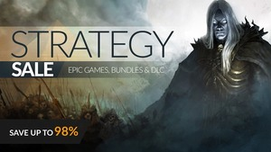 Fanatical Strategy Sale