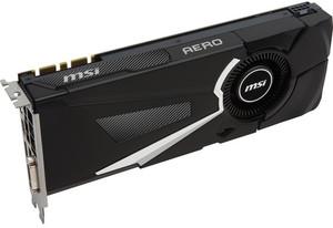 MSI GeForce GTX 1070 Ti 8GB Video Card