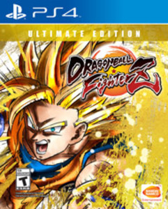 Dragon Ball FighterZ - Ultimate Edition (PS4 Download)