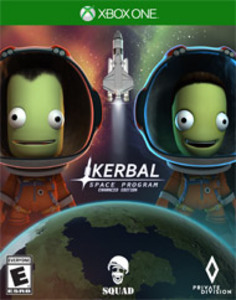 Kerbal Space Program Enhanced Edition (Xbox One Download)