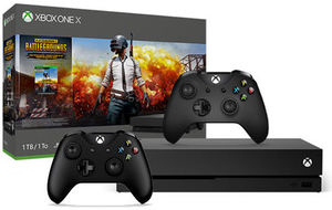 Xbox One X 1TB PUBG Console