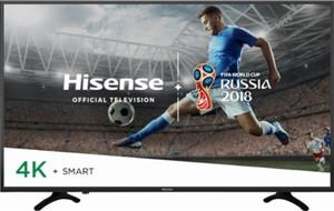 Hisense 65H8E 65-inch 4K HDR Smart TV with Alexa