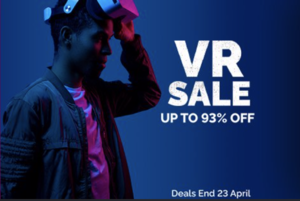 Green Man Gaming: VR Sale