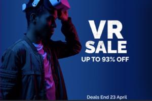 Green Man Gaming: VR Sale