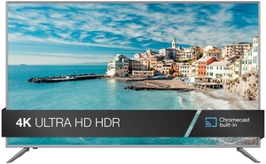 JVC LT-55MA875 55-inch 4K HDR Smart LED TV with Chromecast (Refurbished)