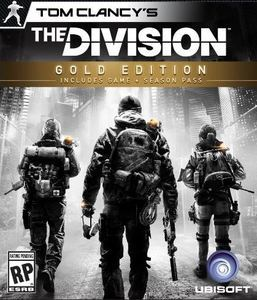 Tom Clancy's The Division Gold Edition (PC DVD) - Store Pickup Only