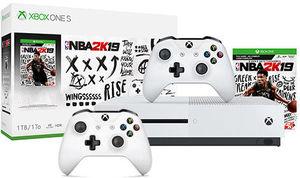 Xbox One S 1TB NBA 2K19 Bundle