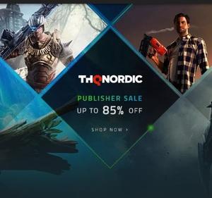 Razer Game Store: THQ Nordic Publisher Sale