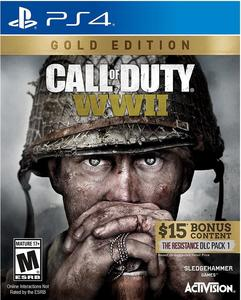Call of Duty: WWII - Gold Edition (PS4)