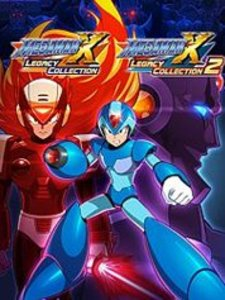 Megaman X Legacy Collection 1+2 (PC Download)
