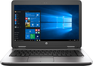 HP ProBook 640 G2 Core i5-6300U, 8GB RAM, 128GB SSD (Refurbished)