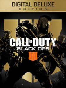 Call of Duty: Black Ops 4 Digital Deluxe Edition (PC Download)