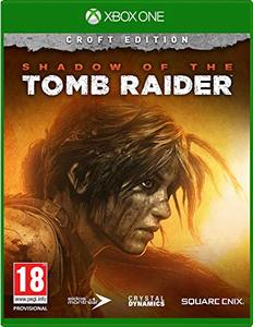 Shadow of the Tomb Raider Croft Edition (Xbox One Download)
