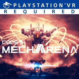 Code51:Mecha Arena (PSVR Download) - PS Plus Required