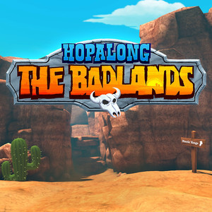 Hopalong: The Badlands (PSVR Download) - PS Plus Required