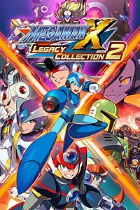 Mega Man Legacy X Legacy Collection 2 (Xbox One Download) - Gold Required