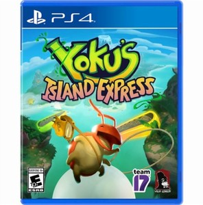 Yoku's Island Express (PS4 Download)