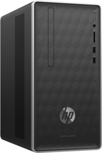 HP Pavilion 590-p0055qe Core i7-8700, 12GB RAM, 1TB HDD + 16GB Optane Memory