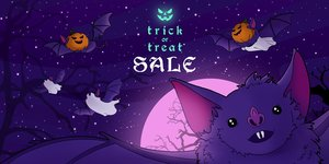 GOG Trick or Treat Sale (2018)