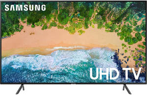 Samsung UN50NU7100 50-inch 4K HDR Smart TV