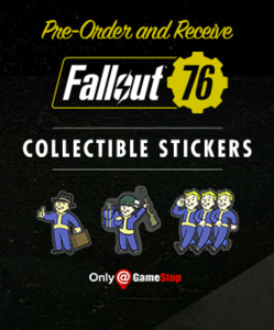 Fallout 76 (PS4, Xbox One, PC) + $10 Rewards