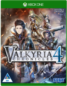 Valkyria Chronicles 4 (Xbox One Download) - Gold Required