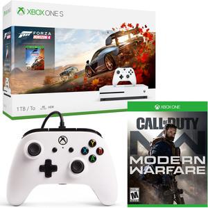 Xbox One S 1TB Forza Horizon 4 Bundle + Free Game + Free Controller