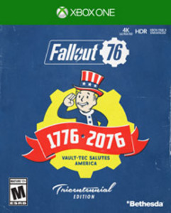 Fallout 76 Tricentennial Edition (Xbox One Download)