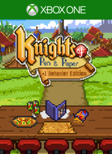 Knights of Pen and Paper +1 Deluxiest  Edition (Xbox One Download) - Gold Required