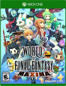 World of Final Fantasy Maxima (Xbox One Download)