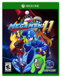 Mega Man 11 (Xbox One Download)