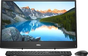 Dell Inspiron 3475 23.8-inch Touch All-In-One, AMD A9-9425, 8GB RAM, 1TB HDD (New Open Box)