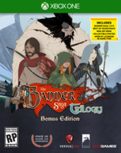 Banner Saga Trilogy Bonus Edition (Xbox One)