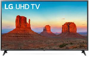 LG 55UK6090PUA 55-inch 4K HDR Smart TV
