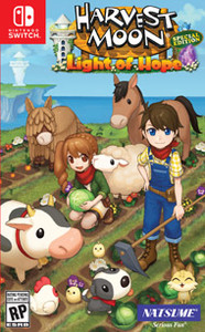 Harvest Moon Light of Hope Special Edition (Nintendo Switch)