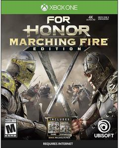 For Honor Marching Fire Edition (Xbox One Download) - Gold Required