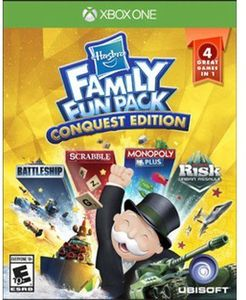 Hasbro Family Fun Pack Conquest Edition (Xbox One)